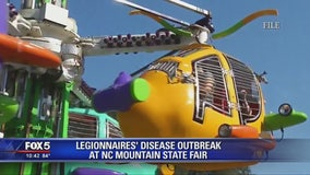 Disease outbreak at NC fair