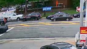 New video: DeKalb County police officer accused of hitting pedestrian