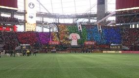 Meram nets pair, Atlanta United tops Impact 2-1