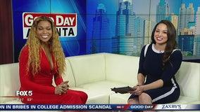 Amiyah Scott talks 'STAR' spring premiere on Good Day Atlanta