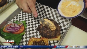 Burgers with Buck: Athens Pizza