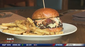 Burgers with Buck: Oak Steakhouse