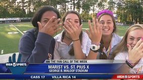 Marist vs St. Pius X - Call of the Week