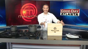 Paul takes on the 'MasterChef' Mystery Box Challenge