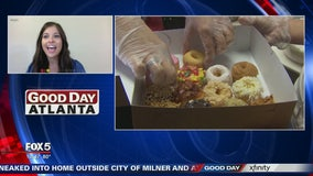 Atlanta foodie Skye Estroff talks decadent donuts on GDA