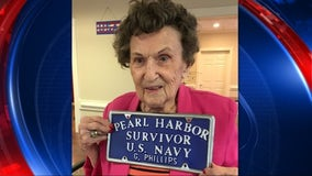 Dunwoody Pearl Harbor survivor celebrates 100th birthday