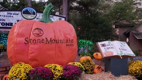 Storybook tales come to life at Stone Mountain's Pumpkin Festival