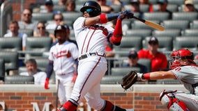 Braves place OF Ronald Acuna on 10-day IL with sore wrist