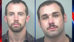 Police: 2 charged with burglarizing Dacula home