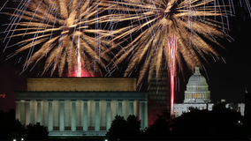 Mayor: President's July 4 celebration and protests bankrupted the District's security fund