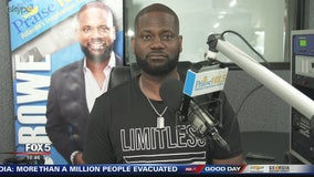 KD Bowe from Praise 102.5 talks ManUp! moments on Good Day Atlanta