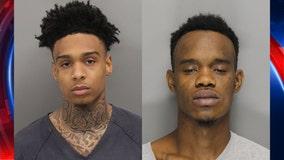 Police: Alabama men caught on camera during Georgia crime spree