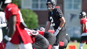 Slow starts put pressure on Falcons' Ryan, Titans' Mariota