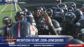 Mic'D Up: Mount Zion Coach Kevin Jones