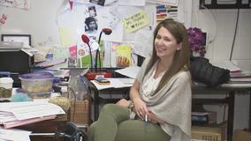 High 5 For Teachers: Michaela Hyland