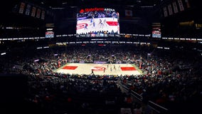 Atlanta Hawks announce full capacity at State Farm Arena for playoff series