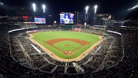 Fans rally behind Braves after 7-6 loss in game one of NLDS playoffs