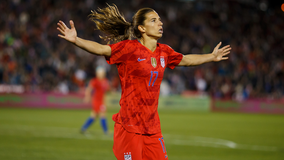 Roster for the U.S. FIFA Women's World Cup team announced