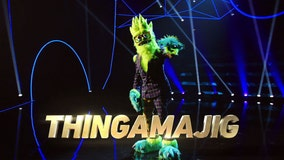 The 'thingamajig' in Season 2 of 'The Masked Singer' is tall, hairy and out of left field