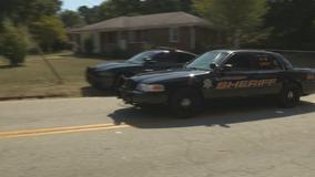 Manhunt underway for armed suspect in Clayton County