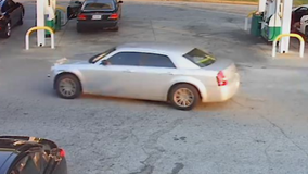 Deputies search for man who attempted to steal car from gas station