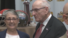 UGA field to be named after legendary coach Vince Dooley