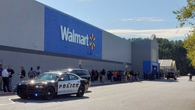 Police: Suspect in custody after stabbing at Walmart