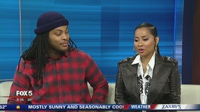 Waka Flocka and wife Tammy Rivera talk 'Marriage Boot Camp' on Good Day Atlanta