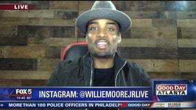 Willie Moore Jr. talks gospel music on Good Day Atlanta