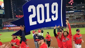 Braves clinch 2nd straight NL East title