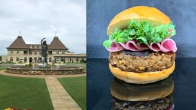 Burgers with Buck: Chateau Elan