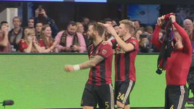 Gressel, Martinez lift Atlanta United past Revolution, 3-1