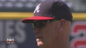 Snitker finishes third in NL Manager of the Year voting