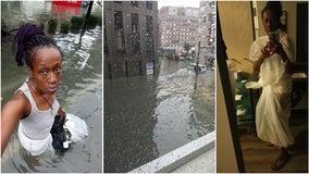 Atlanta resident evacuates New Orleans amid flooding