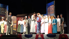 'The Music Man' Hits Decatur School's Stage