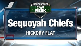 Team of the Week: Sequoyah Chiefs
