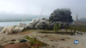 TVA implodes 500-foot stacks at idled Alabama coal plant