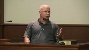 Former Douglasville police chief talks about high speed arrest
