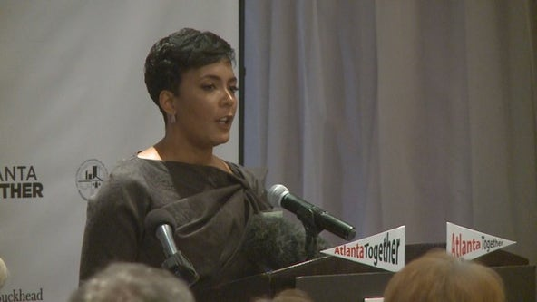 Atlanta mayor: Young people need to cut the play and follow social distancing