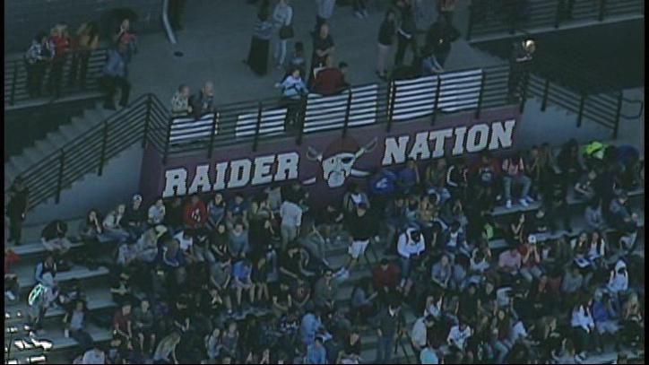 Alpharetta High School Evacuated Over Multiple Threatening