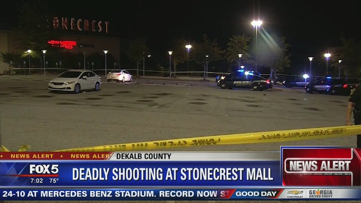 Deadly Shooting At Stonecrest Mall