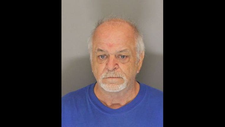 Suspect Michael Shaner