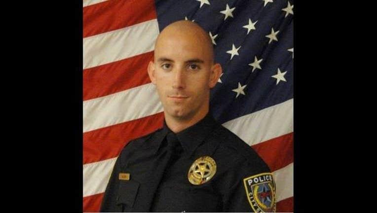 Abilene Police Department Officer Don Allen-408795