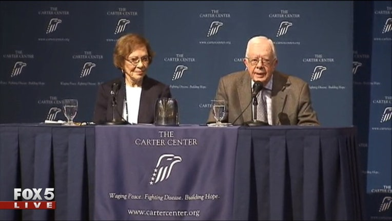 c8bfc9d0-Former President Jimmy Carter and former First Lady Rosalynn Carter 1
