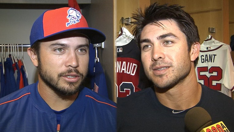 Chase and Travis d'Arnaud
