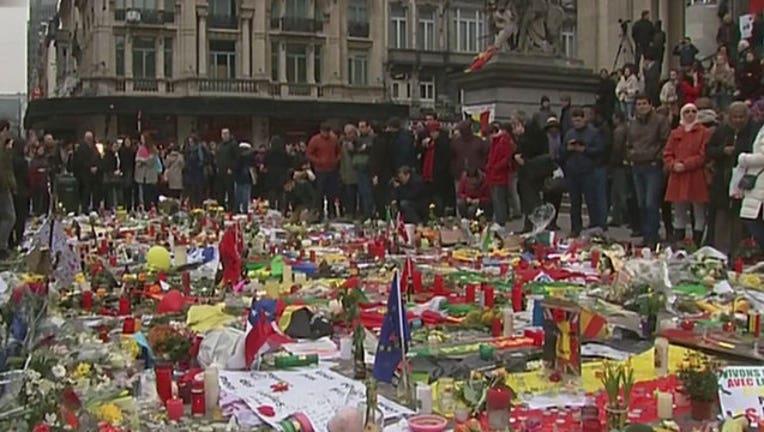 Memorial in Brussels-402970
