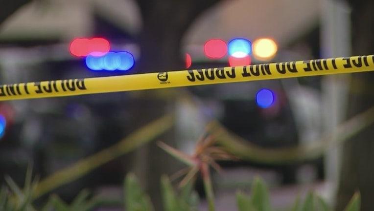 Generic police crime tape-407068
