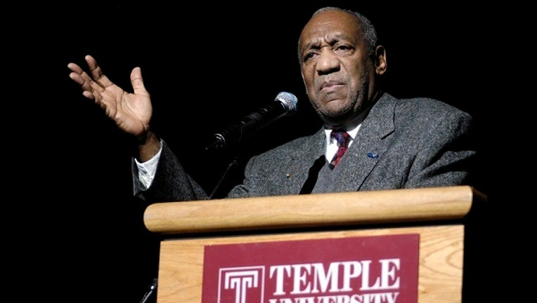 GETTY Bill Cosby Temple-401096