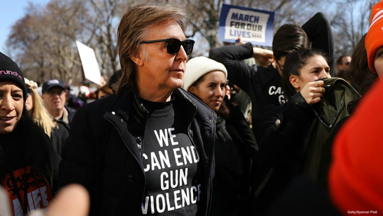 f9203251-GETTY Paul McCartney at March for Our Lives in NYC-404023