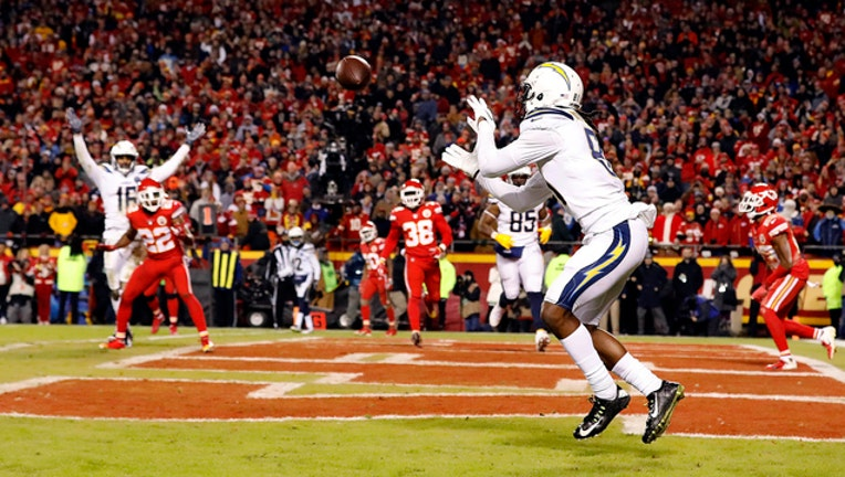 GETTY Chargers Chiefs 121318-408200